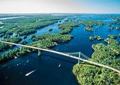 Thousand Islands Land Bridge