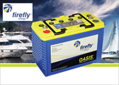 Firefly Carbon Batteries