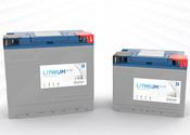 Lithium Blue Battery
