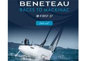 Beneteau to Mackinac