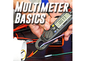 New ABYC Online Course: Multimeter Basics